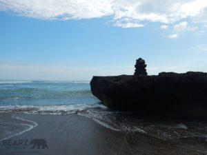 Canggu seaside shrine