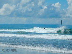 Canggu waves