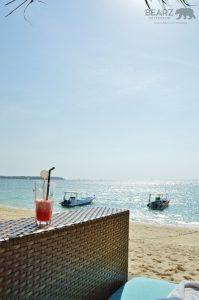 Relax at Nusa Lembongan