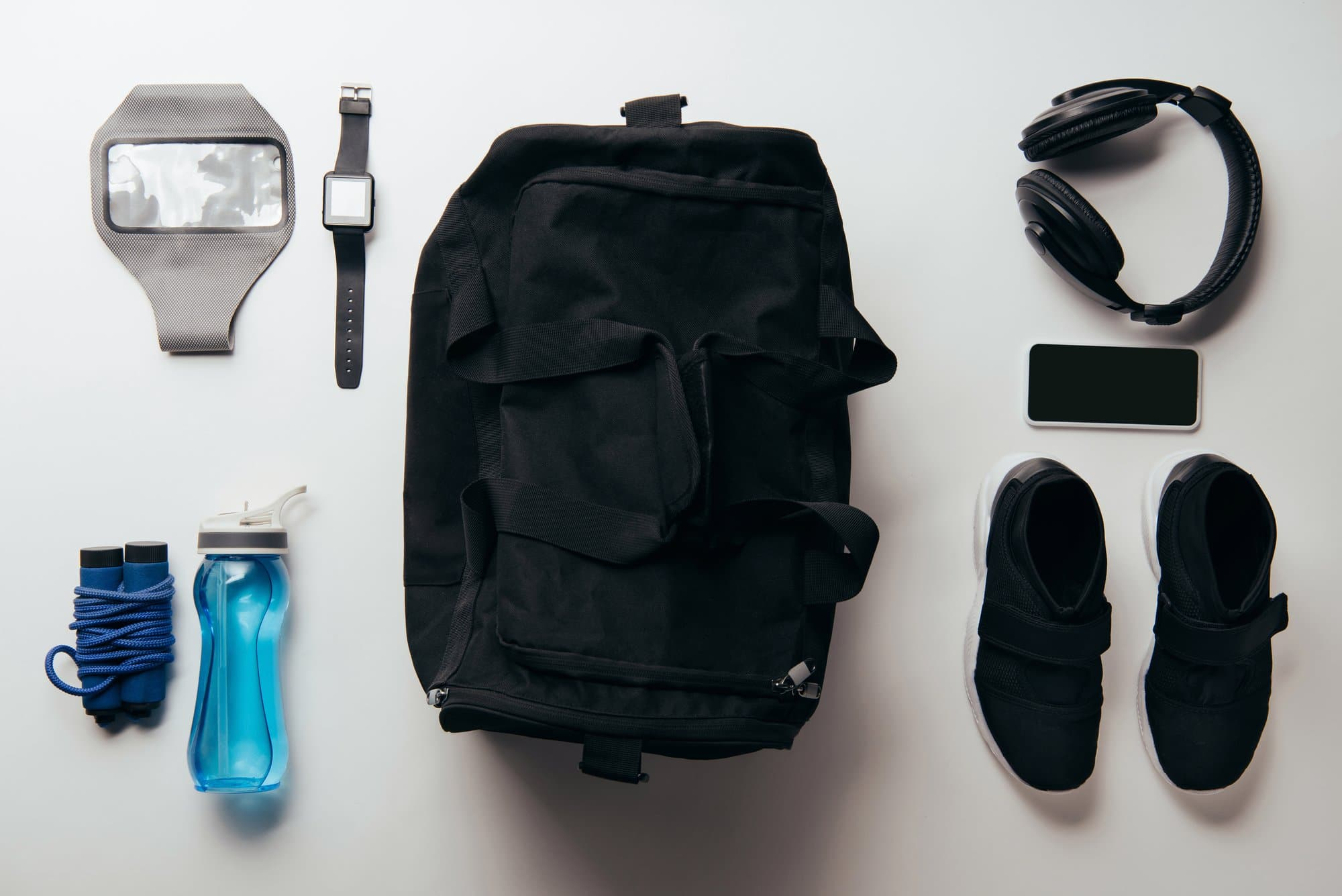 sports bag kit